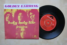 "GOLDEN EARRING Holy Holy Life Dutch 7"" in picture sleeve Polydor 2001 135 Mint"
