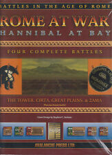 Rome at War: Hannibal at Bay war game from Avalanche Press Mint in the Shrink!