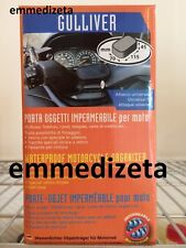 Porta oggetti impermeabile per moto -Multiuso: telefoni, I-pod, telepass + +