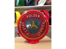 NEW Petrol Bowser Globe Holden Sales and Service