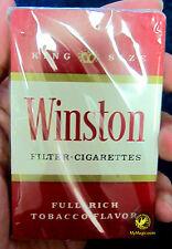 Original Winston Cigarettes Playing Cards
