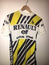 ELF RENAULT GITANE vintage cycling jersey Small