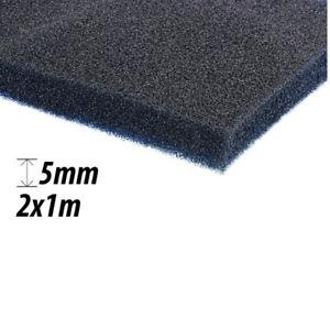Tuff Cab Premium Black Speaker Grill Foam (5mm)