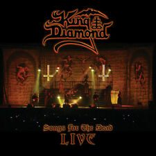 King Diamond - Songs For The Dead Live CD+DVD #123741
