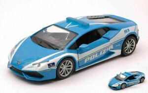 NEW RAY Auto Lamborghini Huracan LP610-4 Polizia 1:24