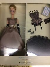 Gold Label, Silkstone alta té y savouries Barbie Conjunto de Regalo (cubierta dañado)