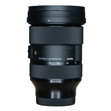 Sigma 24-70mm f/2.8 DG DN Arte Lente Para Leica L