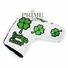 Lucky Clover Putter Cover Headcover For Scotty Cameron Taylormade Odyssey