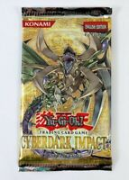 Cyberdark Impact 1st Edition English Booster Pack Yugioh TCG - New Sealed