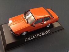 DACIA 1410 SPORT SIMILAR RENAULT 12 DIECAST IXO /IST LEGENDARY CARS 1/43 BA26