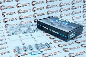 CP Custom Piston Bore 85mm 9.0:1 CR for BMW M54B30 Engine Set of 6 - M54 3.0L