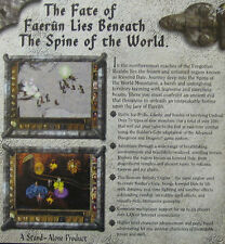 Forgotten Realms: Icewind Dale Mac OS 8.6, 10.1.7 vintage role playing game NEW!