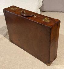 1920s Louis Vuitton Suitcase w/gorgeous patina