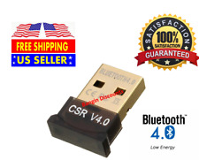 USB Bluetooth Adapter Dongle CSR Dual Mode Receiver for Windows 10/8/7/XP V4.0