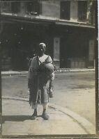 Cairo Egitto Viaggio IN Oriente 1909 Vintage Argento