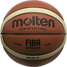 Molten Basketball GG7 Official FIBA Indoor Composite, Size 7
