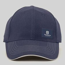 Husqvarna Baseballcap Basecap Mütze 2017 blau Moosgummi Logo Kappe Cap  Unigröße 4494677573