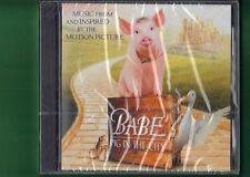 BABE PIG IN THE CITY OST COLONNA SONORA CD NUOVO SIGILLATO