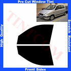 Pellicola Oscurante Vetri Auto Anteriori per Hyundai Atos 5P 2000-2003 da5% a70%