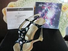 Just The Right Shoe Spiked 80325 Mnib With Coa