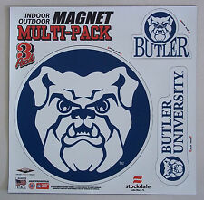 Butler Bulldogs 3 Pack Magnet Set