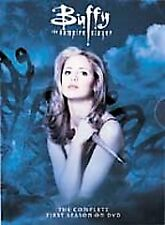 Buffy the Vampire Slayer - Complete 1st First Season 1 One (DVD, 3-Disc Set)