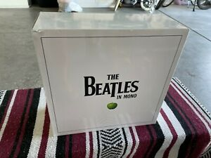 The Beatles in Mono Vinyl Box Set (14 Discs, Sep - 2014)