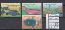 Christmas Islands 1996 serie corrente (II) 425-28 MNH