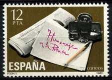 SPAGNA 1981 SG#2637 la Stampa Gomma integra, non linguellato #D68134