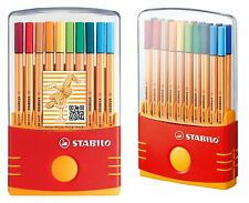 STABILO® Fineliner point 88® ColorParade Box mit 20 Stiften 0,4 mm