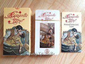Romantic Tarot cards High Quality карты таро Романтическое made EU