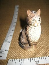 Brown Tabby Cat Christmas Tree Ornament Midwest Cbk