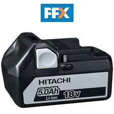 Hitachi BSL1850 18v 5.0Ah Battery Lithium-Ion Slide