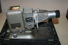 Post War Kodaslide Model 5 Projector 1947 In Stand Box Plus Film Pressure Plate