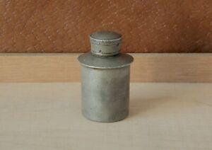 Fine Quality Vintage Gun Case Oil Bottle Gunsmith Shotgun Cartridge Bag Pistol