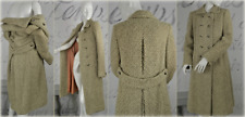 vintage Stanley Nelson 60's 70's double-breasted coat fabulous buttons S/M