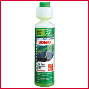Sonax ClearView 1:100 Concentrate Apple-Fresh 250ml - 372141-544