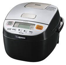 Zojirushi NL-BAC05SB Micom Rice Cooker & Warmer, Silver Black FREE GIFT