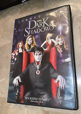 Dark Shadows Dvd Tim Burton