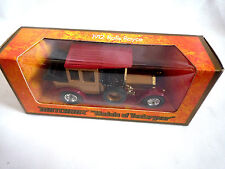 MATCHBOX Y-7 1912 ROLLS ROYCE / MODELS OF YESTERYEAR / MINT IN BOX