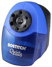 Bostitch Quietsharp 6 Heavy Duty Classroom Electric Pencil Sharpener 6 Holes
