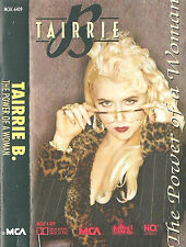 Tairrie B. ‎The Power Of A Woman CASSETTE ALBUM PROMO MCA USA HIP HOP Gangsta