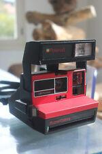 polaroid supercolors rouge en TBE fonctionne parfaitement
