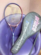 Prince Tennisschläger mit Schlägerhülle/- box