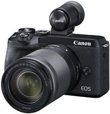 Canon Eos M6 Mark Ii Mirrorless Digital Compact Camera + Ef-M 18-150mm