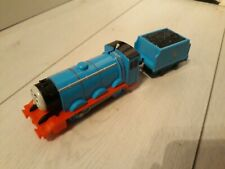 Thomas Trackmaster Gordon Train, battery operated. New style Revolution