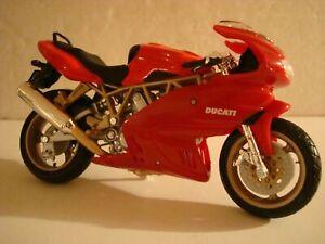 Ducati Supersport 900 Red Burago 1:18
