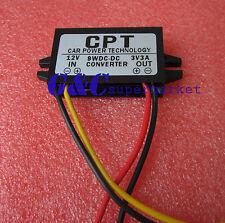 DC/DC Converter Regulator 12V to 3V 3A 15W Car Led Display Supply Module M43