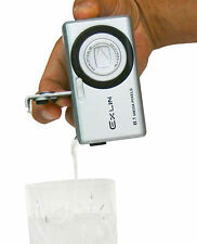 BevCam The Premium Camera Beverage Flask that looks like a real DIGITAL CAMERA