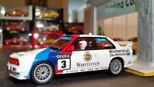 AutoArt SLOT Car 1:32 BMW M3 E30 DTM 1991 Rally Car Lighting Lamps NEW 13636